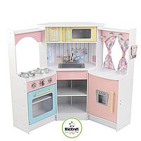 Детская угловая кухня KidKraft 53368 Deluxe