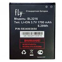 Аккумулятор original Fly IQ4414 BL3216