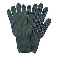 Перчатки негорючие, gloves contact combat (aramid), Великобритания, Б/У