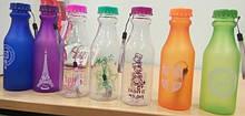 Пляшки для води і термоси
