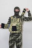 """Жилет """"Телохранитель"""" с пластинами, фото 4"""