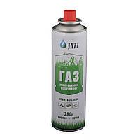 Jazz баллон с газом для горелки 280 мг.