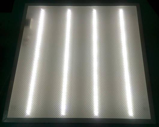 Светодиодная LED панель НАКЛАДНАЯ И ВСТРАИВАЕМАЯ 60х60см PRISMATIC 36Вт 6400К 3000lm !