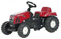 Педальний трактор Rolly Toys Zetor 11441 красный