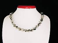 Бусы из кварца-волосатика, волос венеры, шар10мм, фото 1