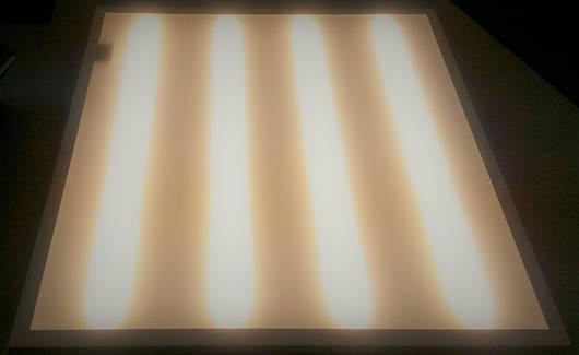 Светодиодная LED панель НАКЛАДНАЯ И ВСТРАИВАЕМАЯ 2В1 60х60см 36Вт 3000lm 4000К OPAL матовая !