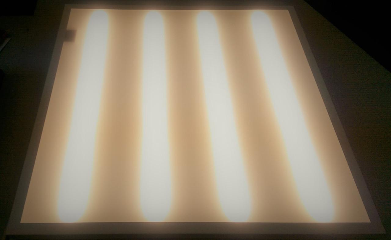 Светодиодная LED панель НАКЛАДНАЯ И ВСТРАИВАЕМАЯ LED-SH-595-20 OPAL 36Вт 4000К 3000Лм