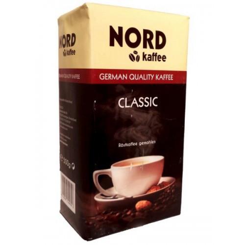 Кофе молотый Nord Classik  500гр. Германия