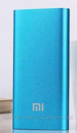 Универсальная батарея - Xiaomi power bank MI 8 20800 mAh, blue, фото 2