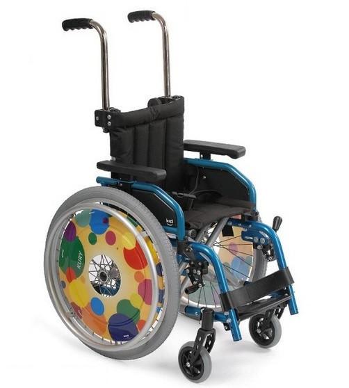 """Лёгкая инвалидная коляска для детей PIKO - Интернет магазин """"InMed"""" подразделение компании """"ForMed"""" в Львове"""