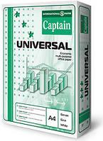 Офисная бумага Captain Universal А4 80 g/m2 белая
