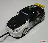Мышка компьютерная проводная Subaru Impreza Ken Block