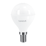 LED лампа MAXUS G45 F 8W 3000K 220V E14 (1-LED-5415), фото 2
