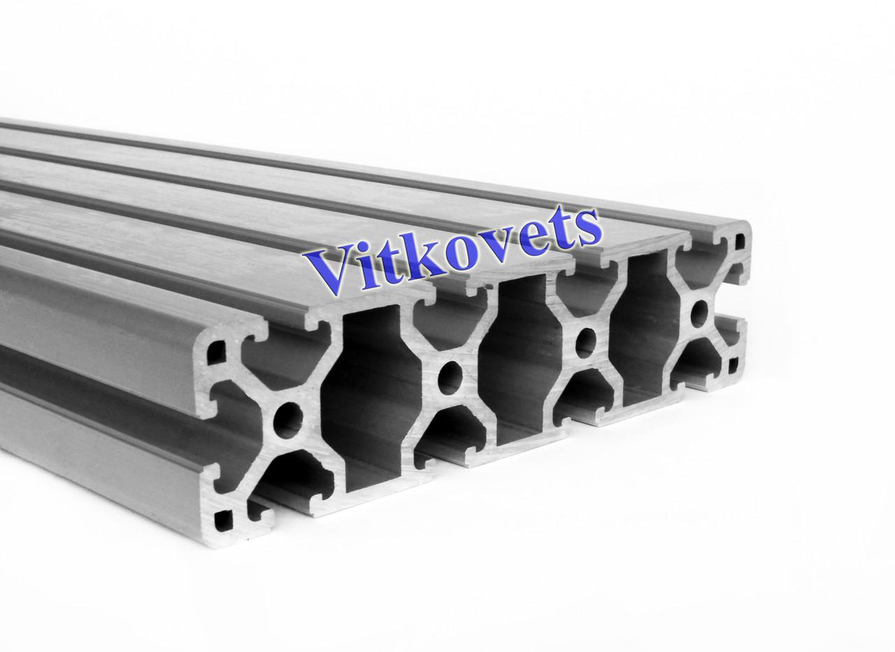 Станочный алюминиевый профиль  40х160 1000мм