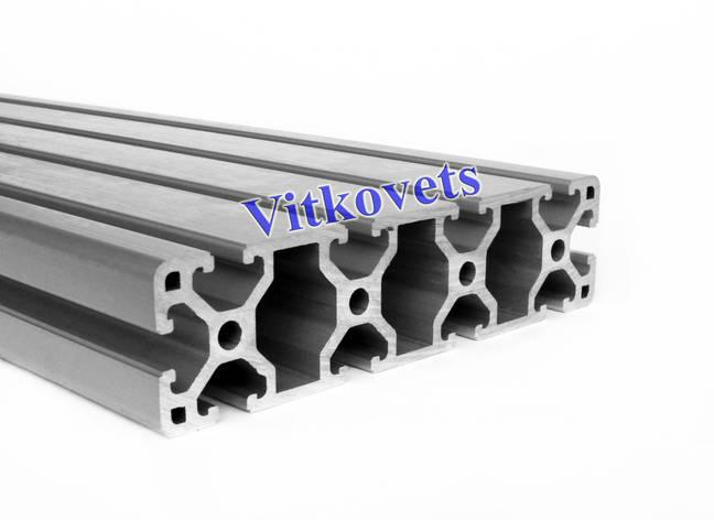 Станочный алюминиевый профиль  40х160 1000мм, фото 2