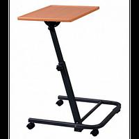 Прикроватный столик на колесах OSD-NS-0412