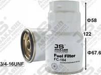 Фильтр топливный JS Asakashi FC184J