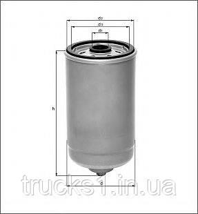 Фільтр палива MAN KC102 (MAHLE)
