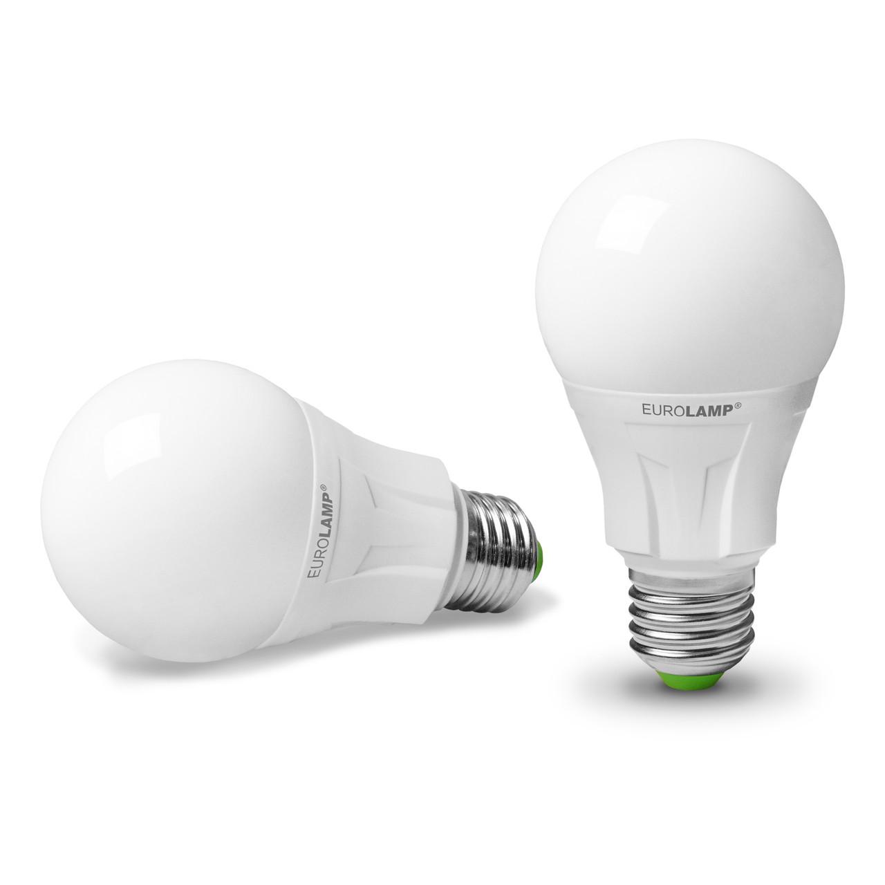 Лампочка LED Turbo Eurolamp A60 10W E27 4000K