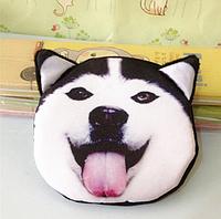 Универсальный кошелек-сумочка в образе мордочки собачки