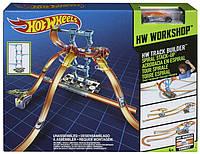 Трек Хот Вилс Автомобильная фабрика Соедини все треки Hot Wheels Track Builder Track Set, фото 1