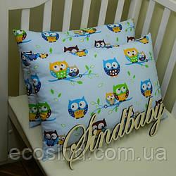 Подушка детская 40х60  Совёнок