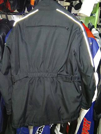 Мотокуртка бу текстиль  183, фото 2
