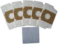 Gorenje GB1 5 бумажных мешков и фильтр