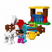 Конструктор лего дупло Lego Duplo Лошадки 10806
