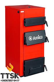 Амика Солид (Amica Solid) котлы на твердом топливе мощностью 17 кВт