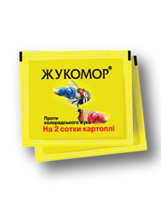 Инсектицид Жукомор в.р.к.(5мл)