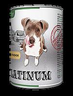 PLATINUM Lamb Cбалансированный корм для собак с мясом ягненка  415 г/24