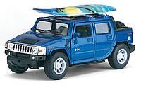 2005 Hummer H2 SUT (surfboard) машинка Kinsmart KT5097WS