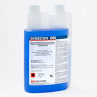 Щелочное низкопенное концентрированное дезинфекционное средство Desecon OM 1 л. (Baltiachemi)