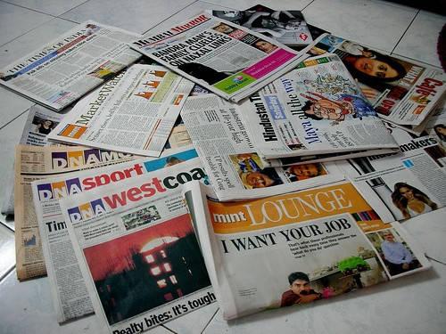Газеты, фото 2