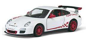 2010 Porsche 911 GST RS машинка Kinsmart