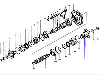 Фланец ручника ZL40.13.1-3