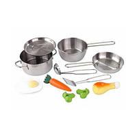 Набор детской посуды и продуктов KidKraft 63186