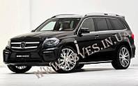 Обвес Brabus Widestar для Mercedes GL63 AMG W166 (копия)