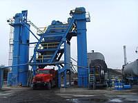 Мобильный асфальтный завод DMI