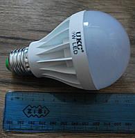 Светодиодная LED лампочка UKC 9W E27 5шт, А290