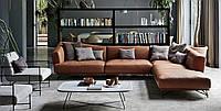 Модульный диван на высоких ножках LENNOX SOFT фабрика Ditre Italia