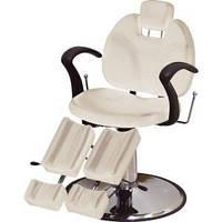 Педикюрное кресло СН-227А cream (светло-бежевое)