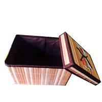 Ящик раскладной с крышкой маленький