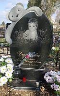 Памятник ребенку на могилу Медведь