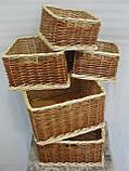 Короб из лозы, фото 2