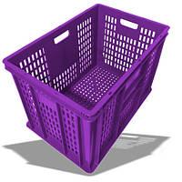 Покупаем лом пластиковых ящиков