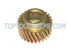 Шестерня для перфоратора бочкового типа 3-ри шарика 36х15х23, 26 зубов влево