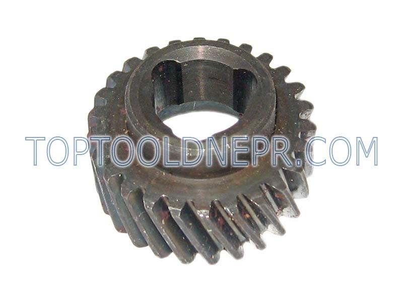Шестерня для перфоратора бочкового типа 3-ри шарика 37х15х22, 26 зубов влево