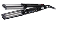 BaByliss BAB2369TTE Плойка тройная Ionic 3D Waver 19мм титан